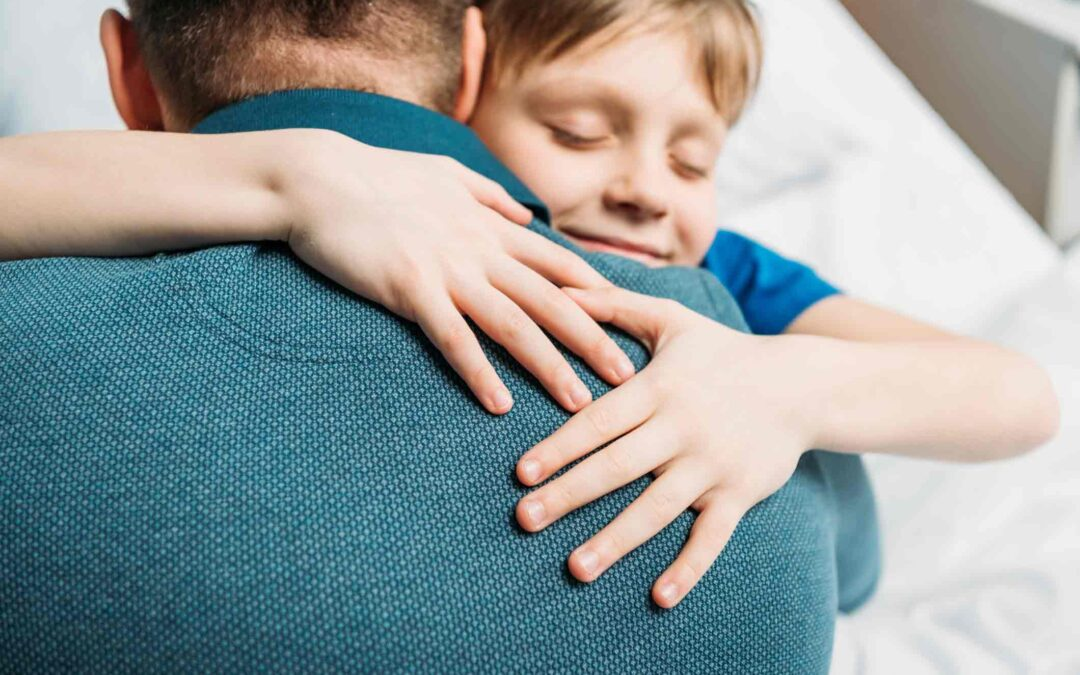 How to adjust to life as a single father
