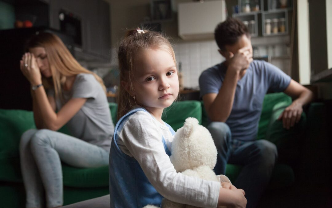 Four mistakes parents make after a messy divorce