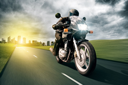 Share The Road Safely With Motorcycles
